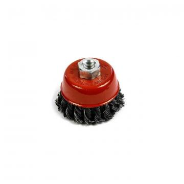 Perie sarma rotativa cu toroane Strend Pro TCB-500, 65 mm