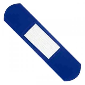 Plasturi albastri detectabili cu insertie metalica 19x72cm de la Sirius Distribution Srl