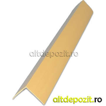 Profil coltar PVC L de la Altdepozit Srl