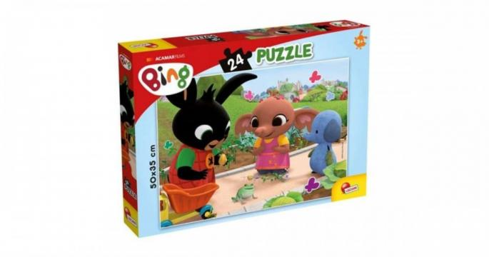 Puzzle Bing Pacea 24 bucati de la Pepita.ro