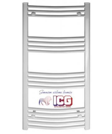 Radiator portprosop curbat 600x1200 de la ICG Center