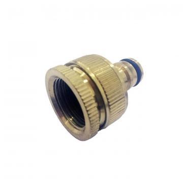 "Racord robinet din alama, Strend Pro TSB14, 1"" la 3/4"" de la Sc Victor Optimus Srl"