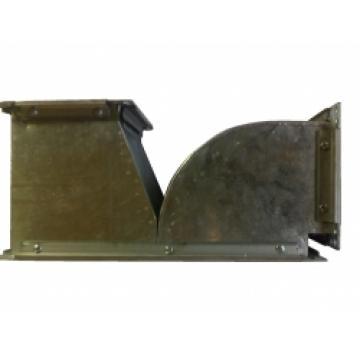 Ramificatie rectangulara tub cot