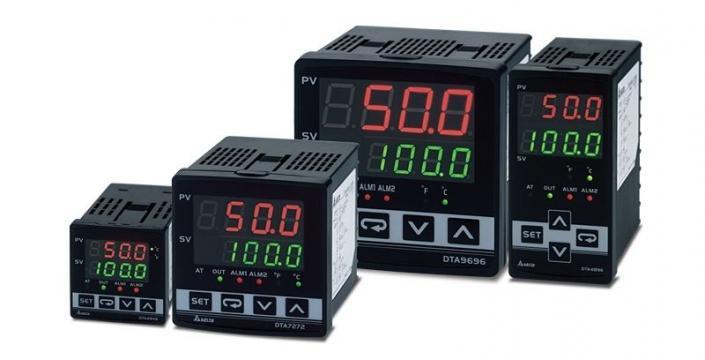 Regulator de temperatura DTA9696R0 de la Lax Tek
