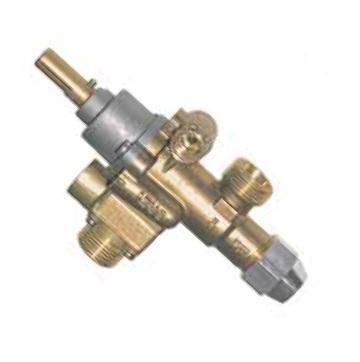Robinet de gaz PEL 22S/V, intrare gaz 3/8 101798