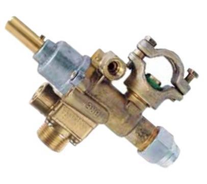 Robinet de gaz PEL 22S/V, intrare gaz 27mm 107130 de la Kalva Solutions Srl