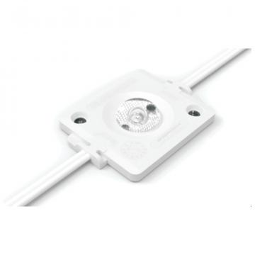 Sir module LED 25 buc x 1.5W, patrat, 6500K, 12V, IP65
