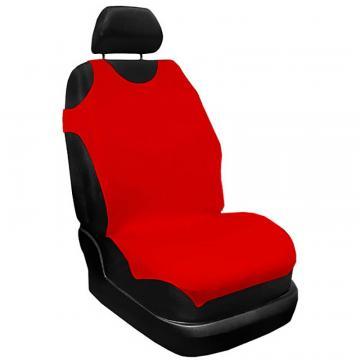 Set husa scaun, maieu, rosu 2 buc., Carmax