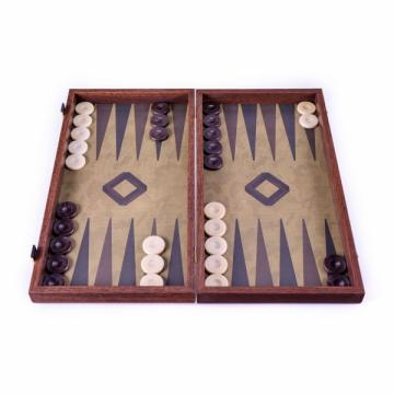 Set joc table backgammon - militar 48x50 cm de la Chess Events Srl
