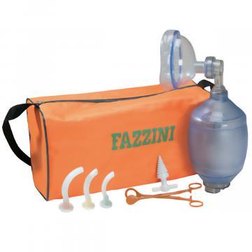 Set resuscitare din PVC, pentru adulti Fazzini