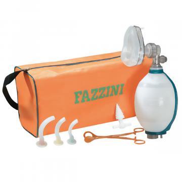 Set resuscitare din silicon, pentru nou nascuti Fazzini
