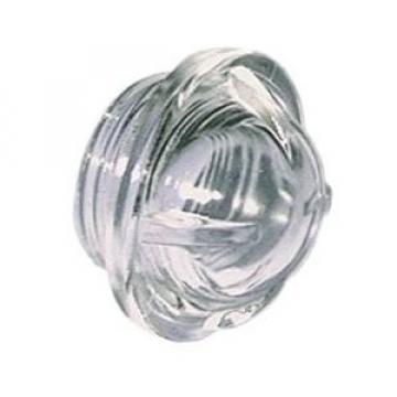Sticla lentila borosilicat pentru protectie bec cuptor