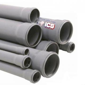 Teava PVC cu garnitura 40x0.5 ml de la ICG Center