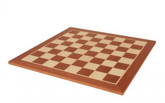 Tabla de sah lemn no 6 mahon de la Chess Events Srl