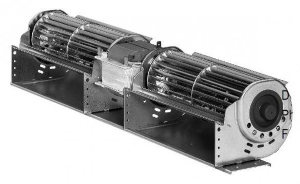 Ventilator tangential QLK45/2424-3038 de la Ventdepot Srl
