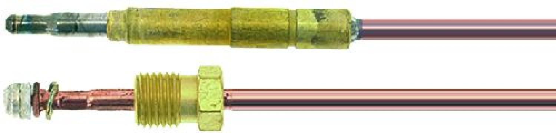 Termocupla, L=850 mm, filet M8x1 de la Kalva Solutions Srl