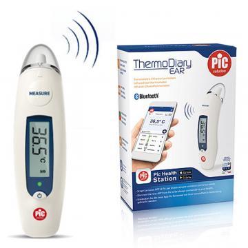Termometru de ureche cu infrarosu Thermo Diary Ear