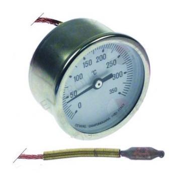 Termometru mecanic temperatura max. 350*C, 52mm