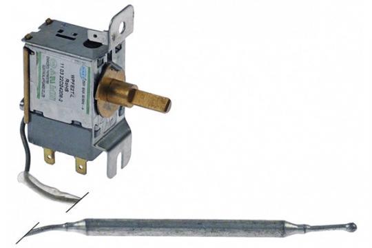 Termostat monofazic 1NC, 6A, bulb 6mmx95mm de la Kalva Solutions Srl