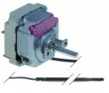 Termostat reglabil 100-530C, 3 poli, bulb 3.9mmx228mm de la Kalva Solutions Srl