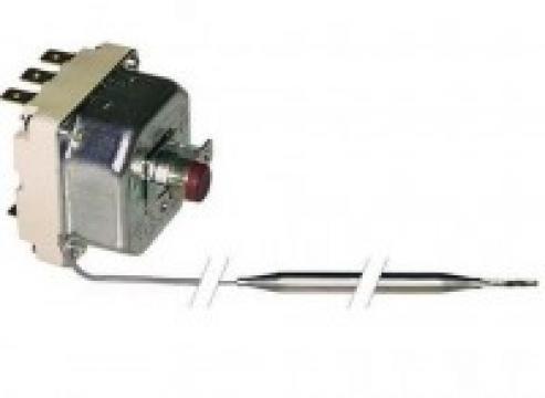 Termostat de siguranta 140*C, 3poli, 20A, bulb 6mmx173mm