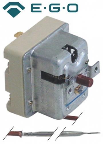 Termostat de siguranta 340*C, 1pol, 0.5A, bulb 3mmx190mm