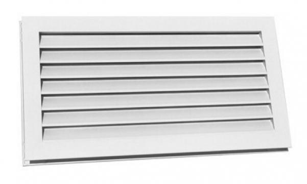 Grila panel Transfer grid for PVC TR-P 300x100mm