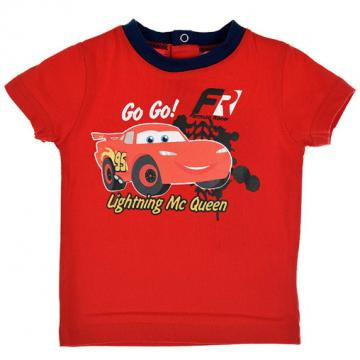 Tricou baieti, Disney, Cars bumbac de la A&P Collections Online Srl-d