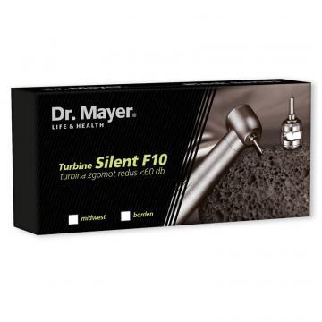 Turbina stomatologie Silent F10 Dr.Mayer Borden / Midwest de la Sirius Distribution Srl