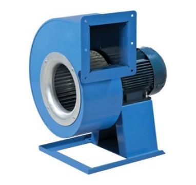 Ventilator centrifugal VCUN 355x143-2.2-6