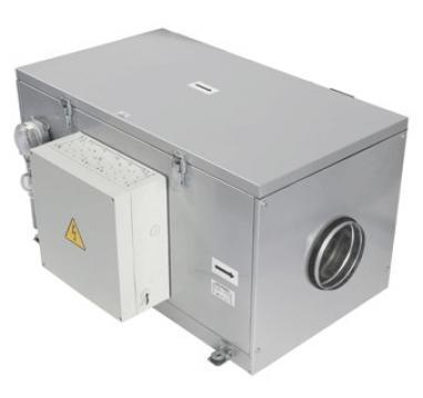 Centrala de ventilatie VPA 125-2.4-1