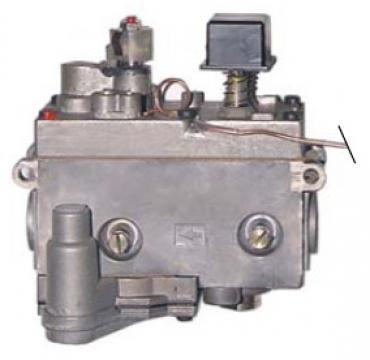 Valva de gaz Minisit 0.710.655, 100-340*C