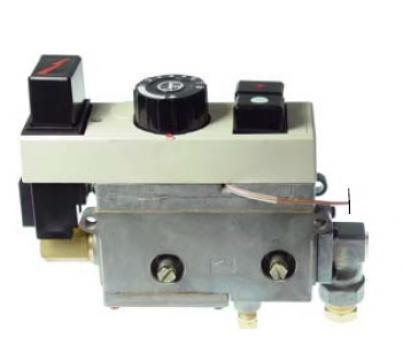 Valva de gaz Minisit 0.710.619, 160-380*C