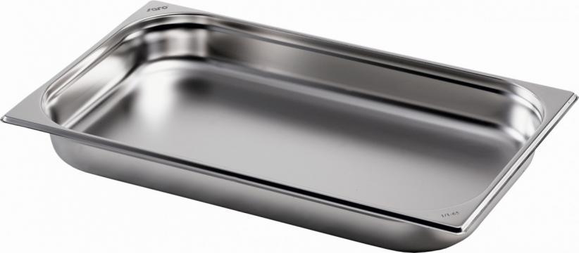 Vascheta GN Basic Line 1/1 GN adancime 65 mm de la Clever Services SRL