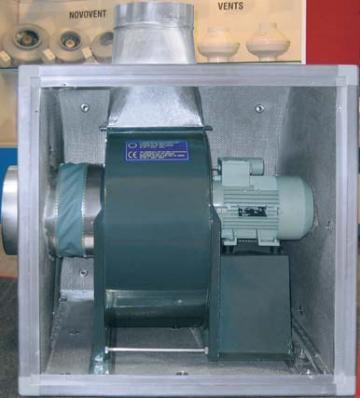 Ventilator BOX HP250 950rpm 0.37kW 230V
