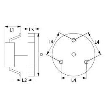 Ventilator complet aer cald 32 W de la Kalva Solutions Srl