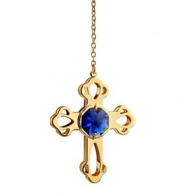 Cadou Cruciulita cu cristal Swarovski de la Luxury Concepts Srl