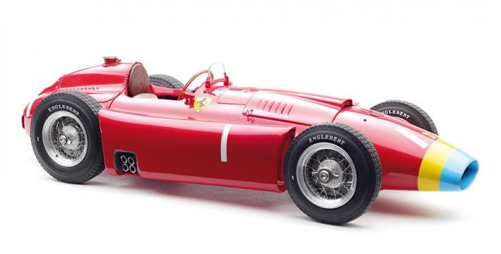 Macheta Ferrari D50, 1956, GP Germany no.1 Fangio de la Luxury Concepts Srl