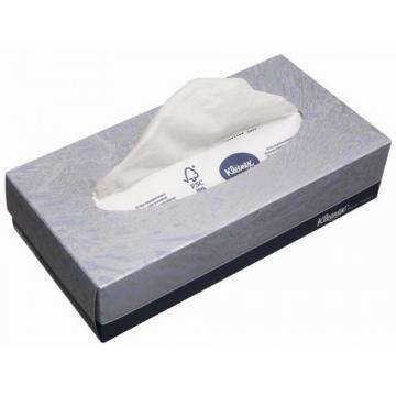 Servetele faciale, 100 buc / pachet, 2 straturi, Kleenex Pop