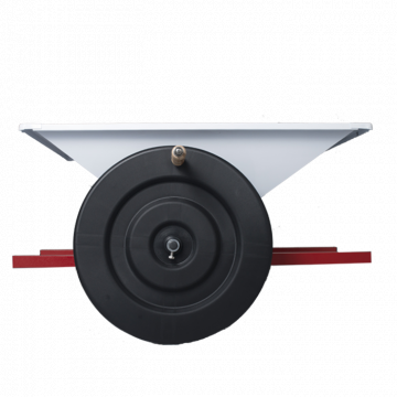 Zdrobitor struguri Grifo-PP, manual, emailat de la Micul Gospodar