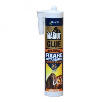 Adeziv si izolant universal Mamut Glue alb 290 ml de la Olint Com Srl