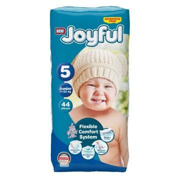 Scutece copii Joyful, 176 buc/set, Marime 5, Junior, 11-25kg de la Europe One Dream Trend Srl