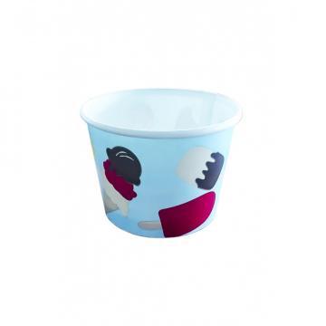 Cupa inghetata 4 Oz, 50 buc/set de la Sanito Distribution Srl
