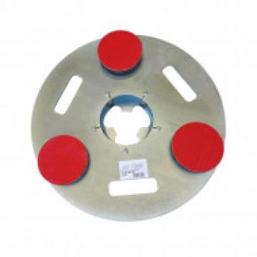 Disc planetar 3 dischete pentru masini monodisc 43cm de la Maer Tools