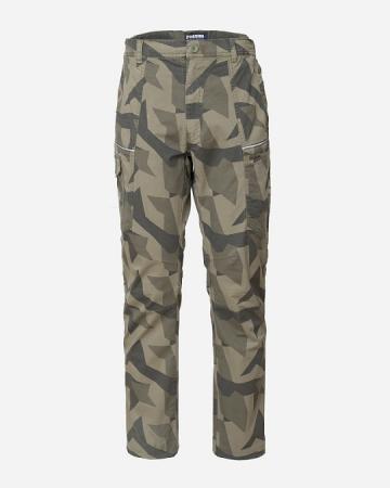 Pantaloni de vara din tercot de la Nortia Company