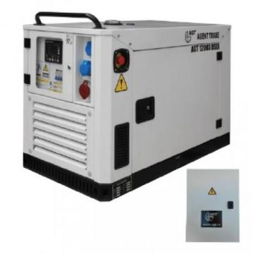 Generator diesel cu automatizare AGT 12003 DSEA de la Tehno Center Int Srl