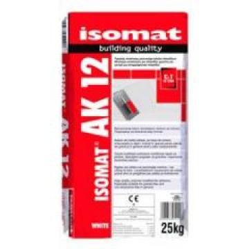 Adeziv pentru placi isomat AK 12, Grey 25 kg