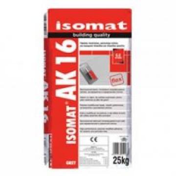 Adeziv pentru placi isomat AK 16, Grey 25 kg