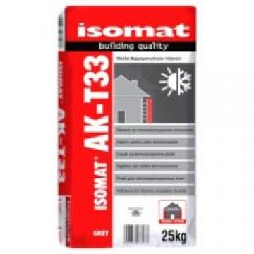 Adeziv pentru lipire placi Isomat AK T33 Grey 25 kg
