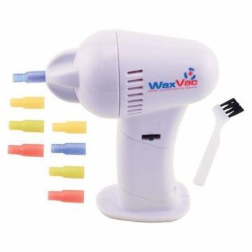 Aparat de curatat ceara din urechi cu vacum Wax Vac
